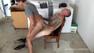 str8 guy Jossiah Fucks ass for cash