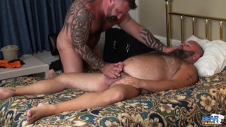 Handjob with Will Foster and Marc Angelo
