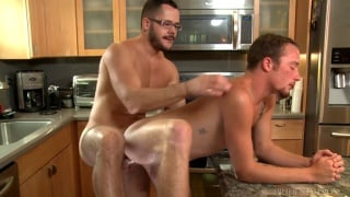 Neighborhood Cock with Valentin Petrov and Zeke Weidman