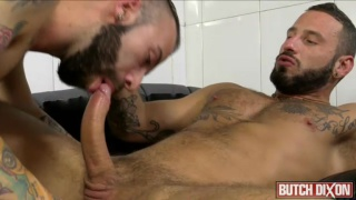 angel garcia rides antonio miracle's big cock