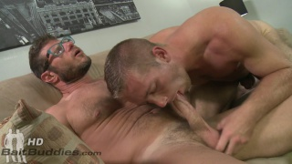 Straight guy Luke Ewing and Bait Scott Riley