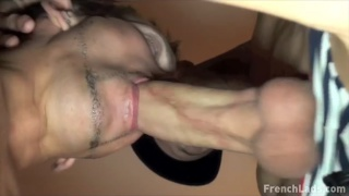 twink gets ass beaten with tennis racket