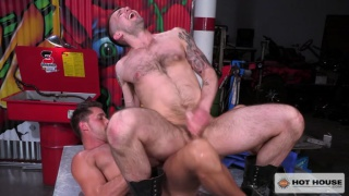 Fine Tuned Ass with  Armando De Armas and Chris Harder