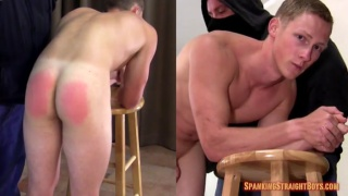 Aaron's First Spanking