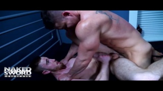 Sexperiment - Ass Worship with JP dubois and killian james