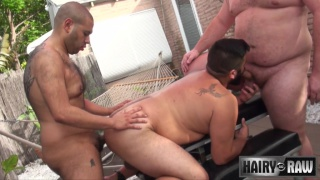 Lanz Adams, Gunner Scott and Renzo Marquez - Part 1