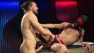 Hooded with Shane Stone and Johny Cruz