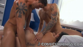 More of Cody's Bi Threesome