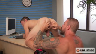 Deep Examination with Rocco Steele and Colt Rivers