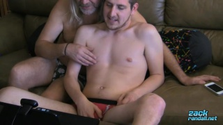 JS Wild and Wyatt Blaze fool around on cam