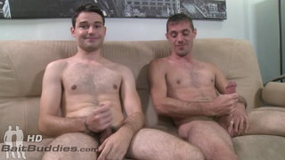Lance Bar gets fucked by Brett Bradley's huge cock