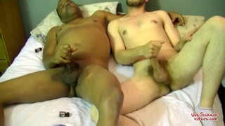 horny straight guy turns down an ass fucking