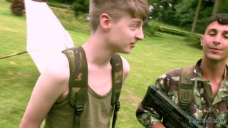 Army Boy - Behind The Scenes