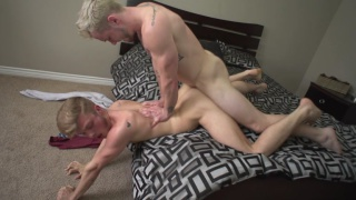 Another Insatiable Bottom with Austin Ryder and Colton Grey