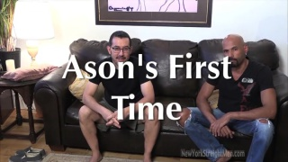 guarda il video: Jason's First Time getting head from a man