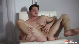 Montreal stripper Oliver Smith's First Time