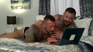 Couples Fantasy with Hugh Hunter and Dolf Dietrich