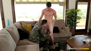 Homemade Sex Tape with Johnny Torque and Paul Canon
