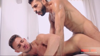 hot welcome with Hugo Arenas and Sergyo