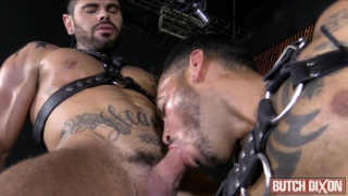 Mario domenech bottoms for Viktor Rom