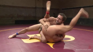 regarder la vidéo: naked wrestling with Eli Hunter and DJ