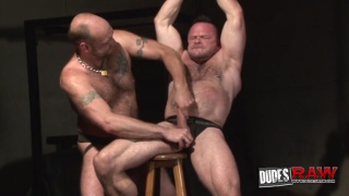 Peter Axel and Carl Barnes flip fuck