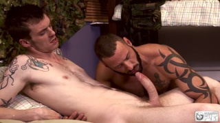 Spit and Sweat with Antonio Miracle and AJ Alexander