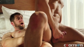carter Dane bottoms for Colby Keller
