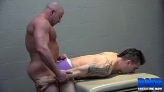 Shay Michaels bare fucks Sage Daniels