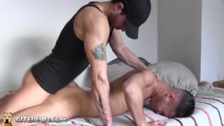 Moroccan top gives Algerian lad a hard fuck
