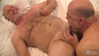 daddies Wade Cashen and Adam Morgan flip fuck