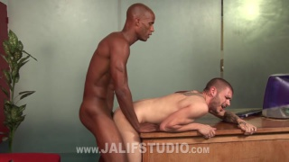 Tristan Mathews gets fucked by Billy Long