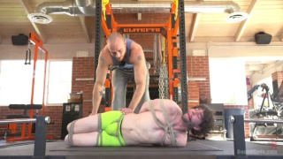 fucking a gym whore with Jackson Fillmore and Jessie Colter