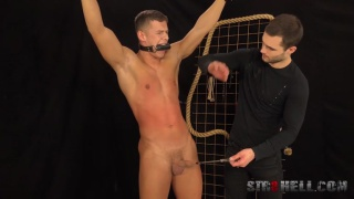 spanking with MARTIN HOVOR