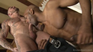 Horndogs with Stephan Raw and William Bravo