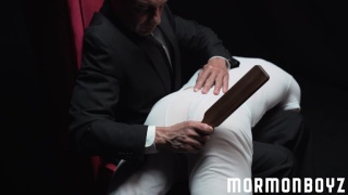 MORMON BOYS LOVE BEING OBEDIENT