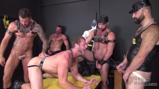 FUCK ME with Dolf Dietrich, Damon Andros & Hugh Hunter
