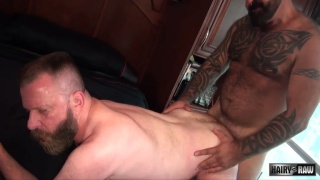 Marc Angelo bare fucks Canadad