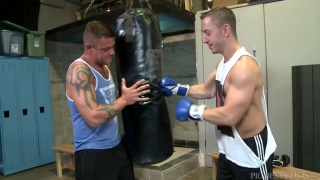 Training Hard with Jace Chambers and bryan cole