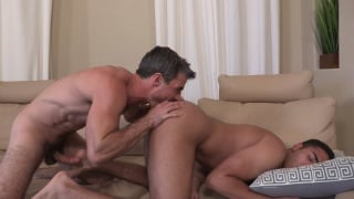 Daniel gives Philip the ass pounding of his life