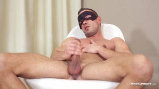 Manhunted Jock with yanik
