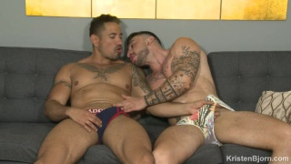 Sex Men: Gold with Sergio Moreno and Richard Rodriguez