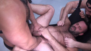 Cluster Fucked with Tristan Riant and Steve Sommers
