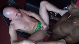 Sex Club Slut with Romance and Trit Tyler