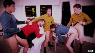 Star Trek with Brendan Patrick, Donny Forza, Jack Hunter, Jordan Boss & Rod Pederson