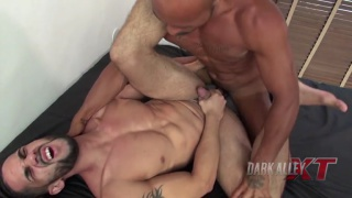 Big Cock Fuck Stud with Flavio Canto and Felipe Peludo