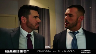 Guaranteed Deposit with DENIS VEGA & BILLY SANTORO