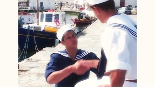 sailors fuck in greek holiday