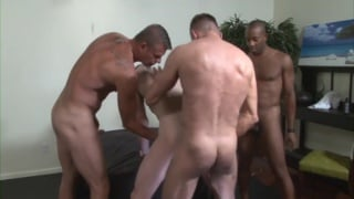 Blake Daniels 8-Stud Raw Gang Bang