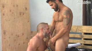 blueprint with dirk Caber and Adam Ramzi